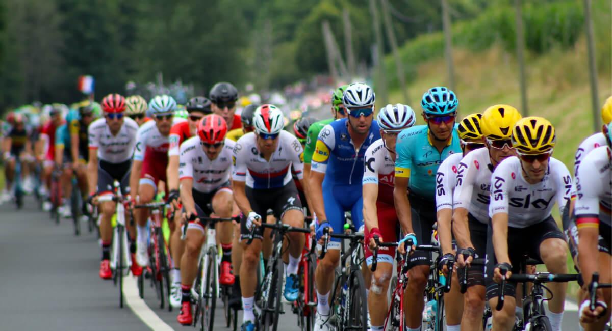 NLP:FAQ - Cyclists in race
