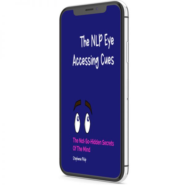 The NLP Eye Accessing Cues - on phone