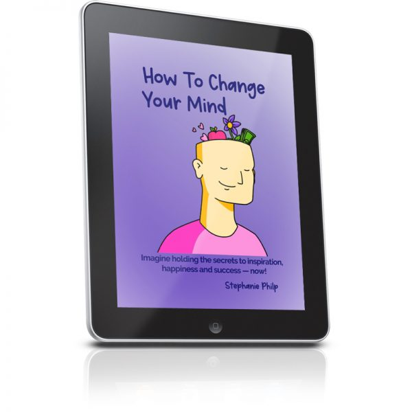 How to Change Your MInd - Tablet