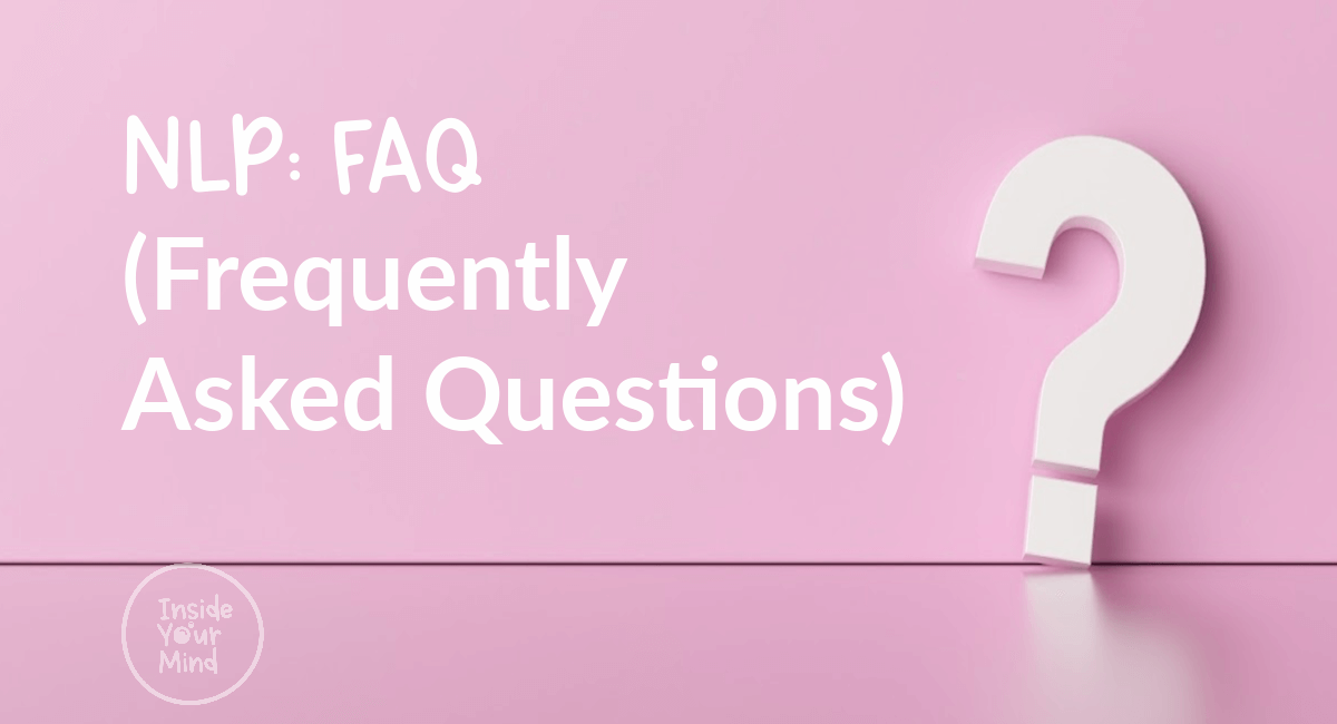 NLP: FAQ (Frequently Asked Questions)