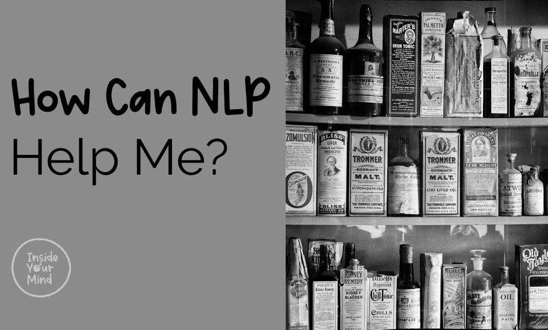 How Can NLP Help Me?