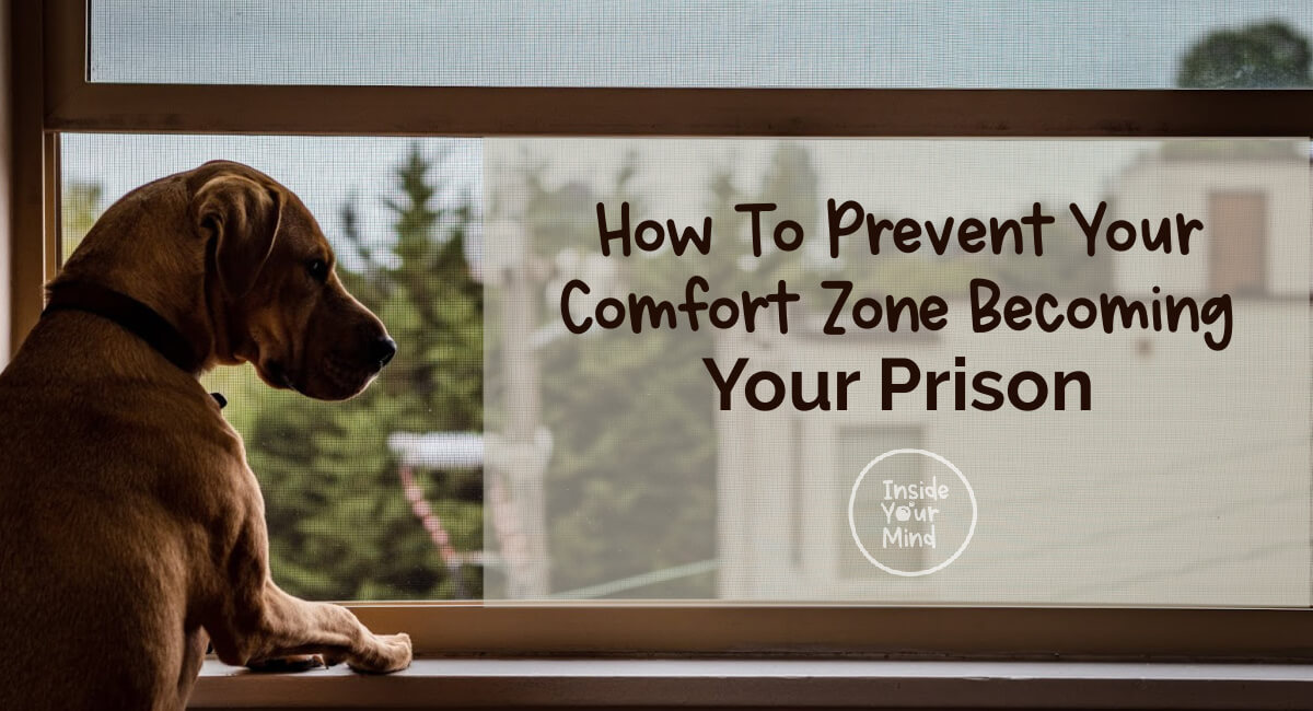 How To Prevent Your Comfort Zone Becoming Your Prison