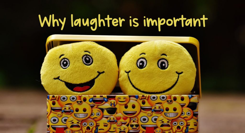 why laughter is important