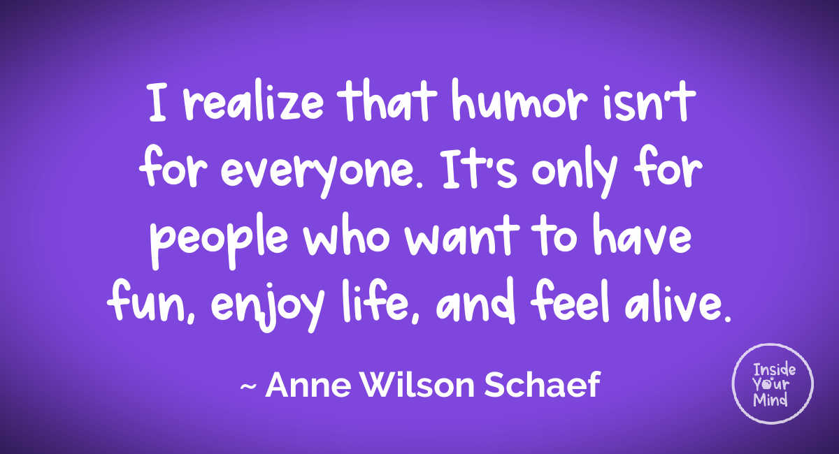 humour isn't for everyone-quote