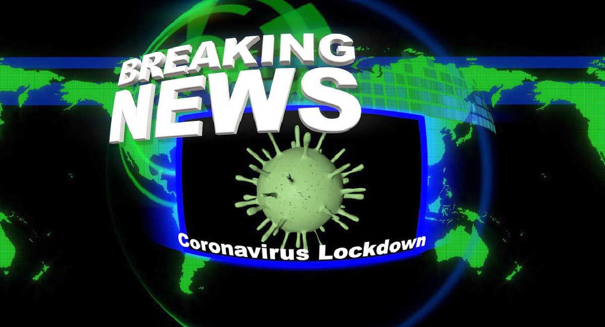 breaking news-TV