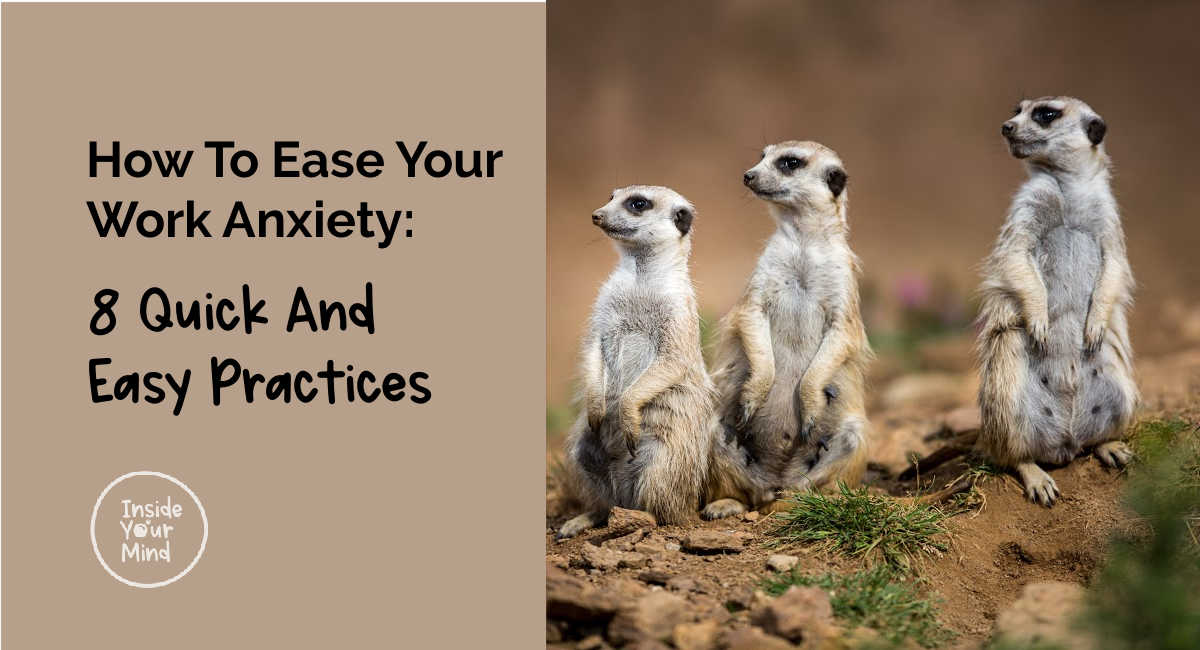 Lemurs in a state of anxiety