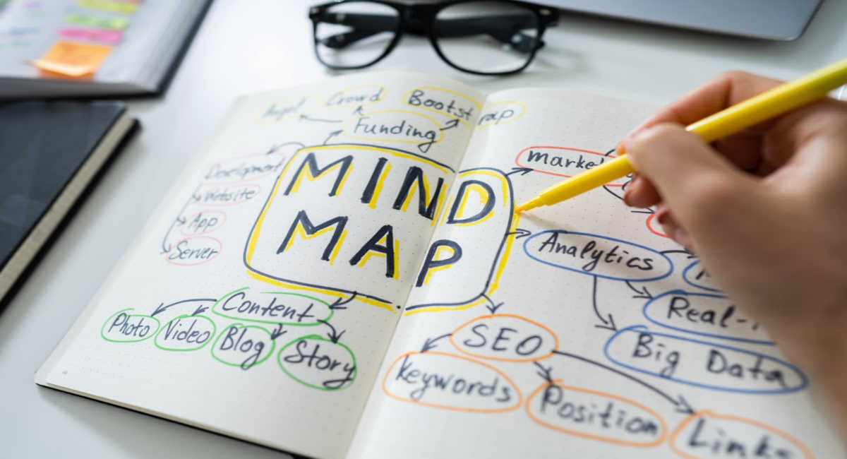 mind mapping to get rid of anxiety
